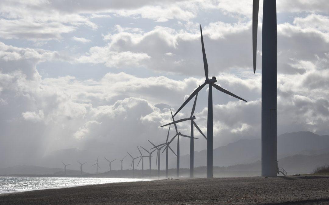 De energie van wind